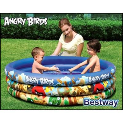 Bestway nafukovací bazén Angry Birds