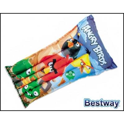 Bestway nafukovací matrac Angry Birds 119 cm