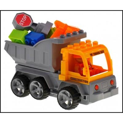 Skladacie nákladné diaľkovo ovládané autíčko