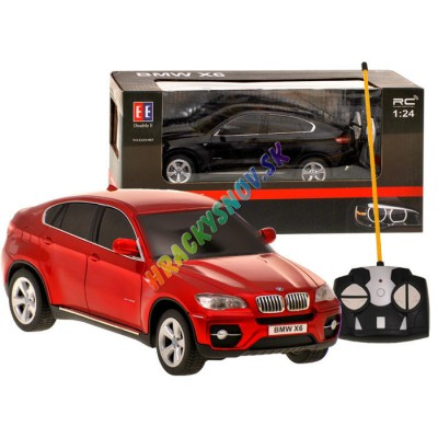 BMW X6 licencované s diaľkovým ovládaním