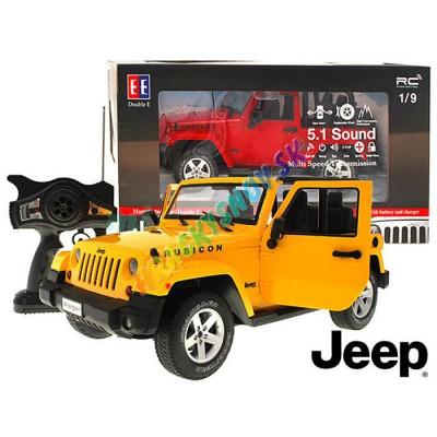 Jeep Wrangler s joystickom