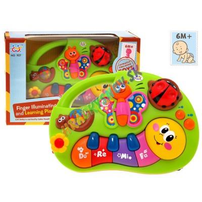 Huile toys Pianínko farebné