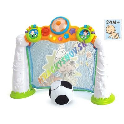 Huile Toys Interaktívna plyšová brána+lopta