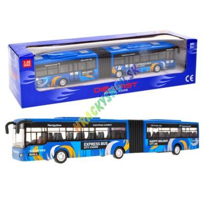 Kĺbový svietiaci autobus
