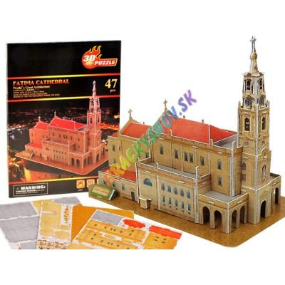 3D bazilika Fatima