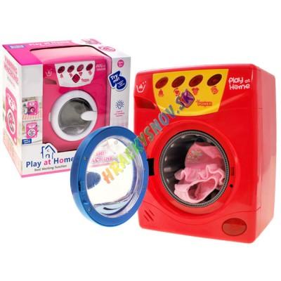 Automatická práčka so svetlom a zvukom