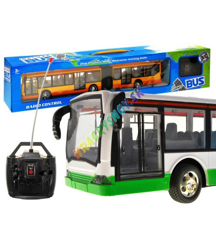 RC Autobus na diaľkové ovládanie