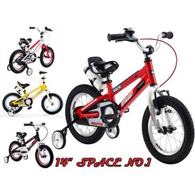 """Hliníkový bicykel Royal 14"""""""