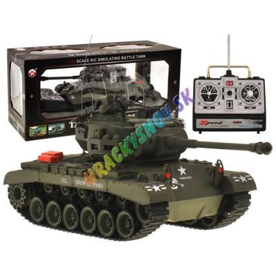 Leopard 2 bojový tank v mierke 1:20