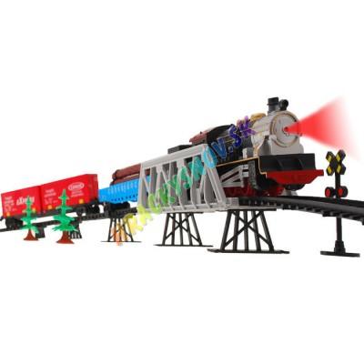 Lokomotíva+vagóniky