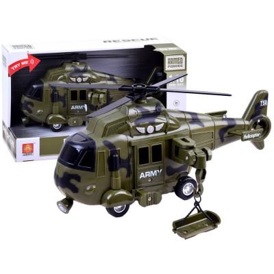Vojenský vrtuľník